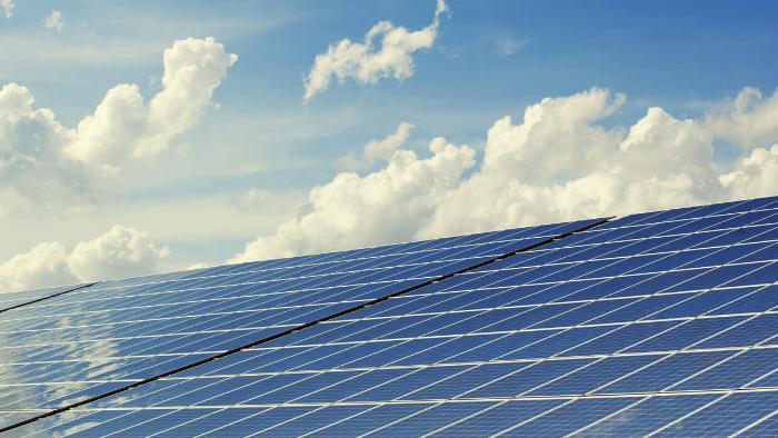 Volney Solar Farm Filled