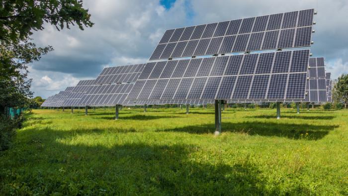 Costanza solar farm filled